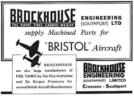 Brockhouse Engineering - Aircraft Sheet Metal Work