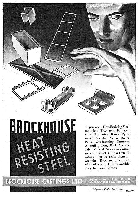 Brockhouse Castings Wolverhampton