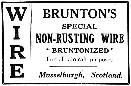 Bruntons Steel Wire - Bruntonized Wire