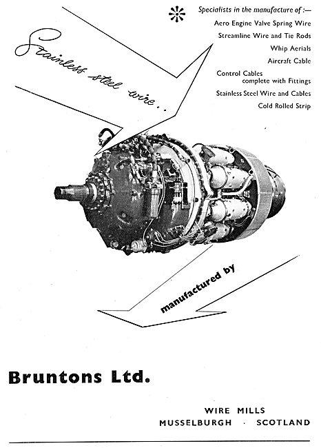 Bruntons Stainless Steel Wire