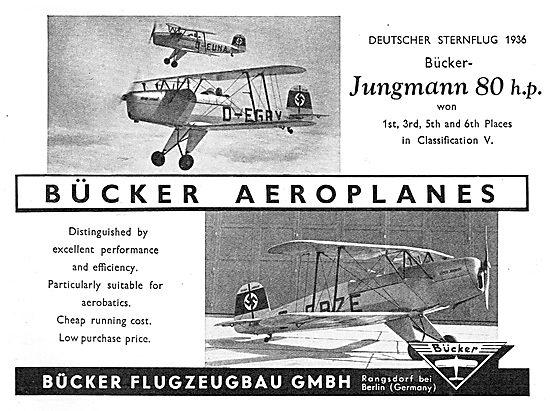 Bucker Jungmann