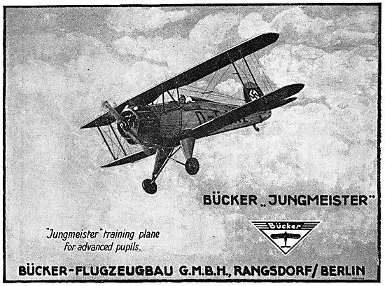 Bucker Jungmeister