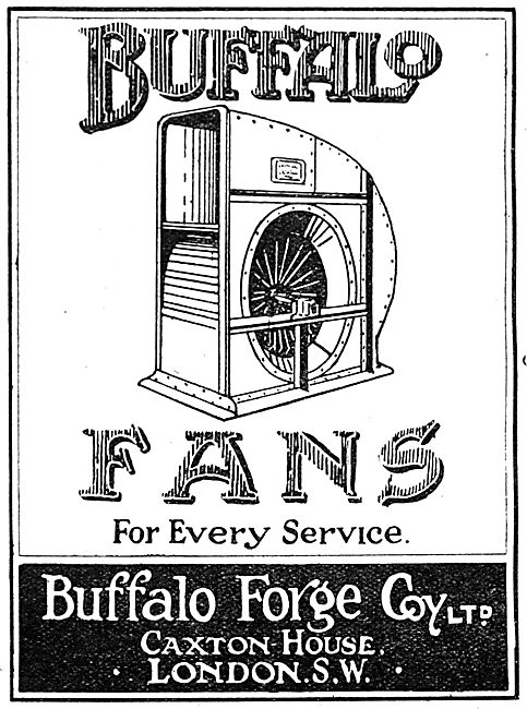 Buffalo Forge Company - Industrial Heating & Air Conditioning
