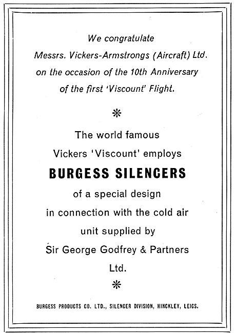 Burgess Silencers