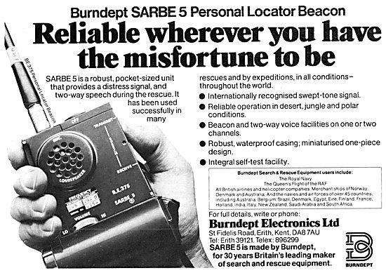 Burndept Sarbe 5 PLB