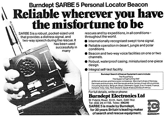 Burndept SARBE 5