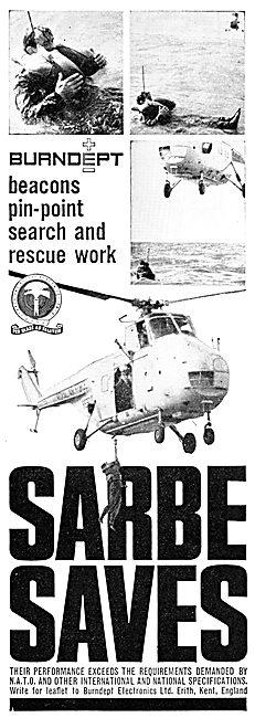 Burndept SARBE Search & Rescue Beacon Equipments