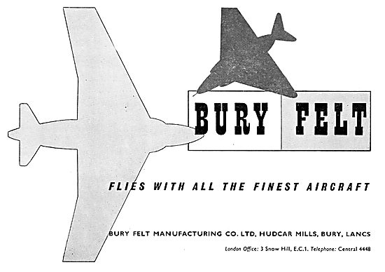 Bury Felt