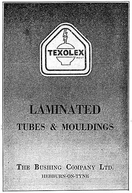 Bushing Texolex Laminated Tubes & Mouldings