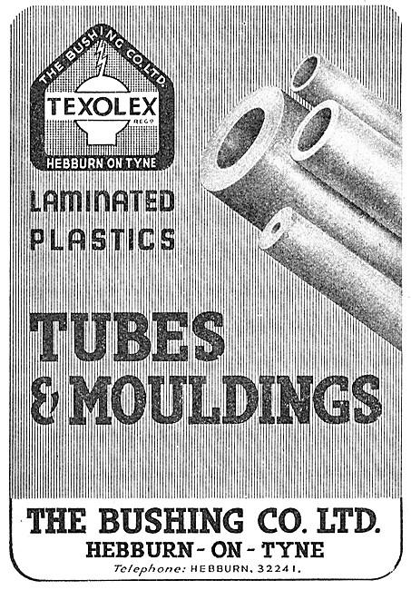 Bushing Texolex Laminated Plastic Tubes & Mouldings
