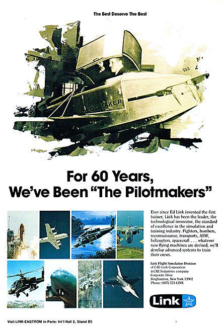CAE Flight Simulators