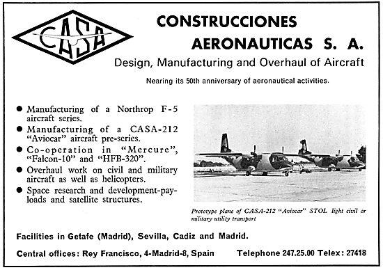 CASA  Aircraft