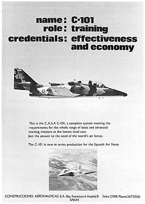 CASA  C-101