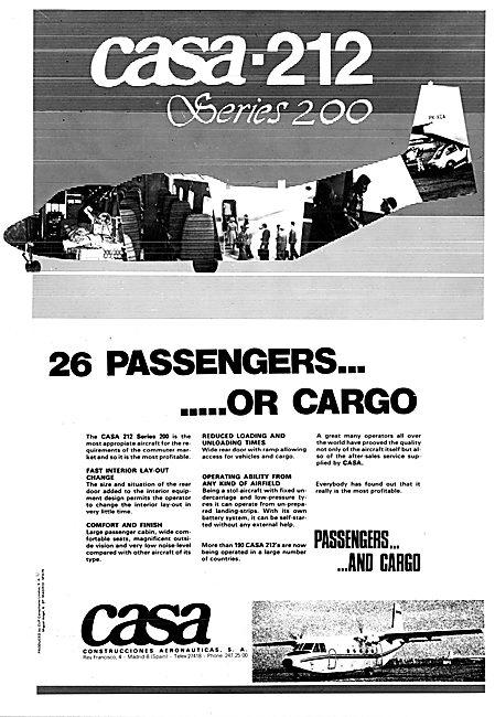 CASA  212 Series 200
