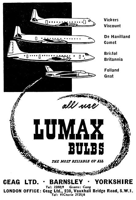 CEAG Lumax Bulbs