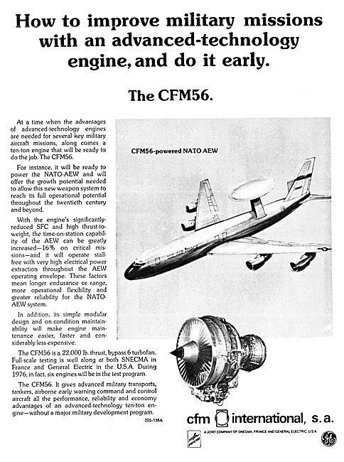 CFM International. CFM 56