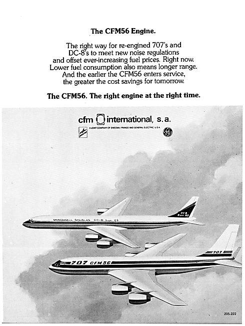 CFM International. CFM56