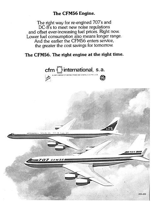 CFM International. CFM SNECMA  General Electric CFM56