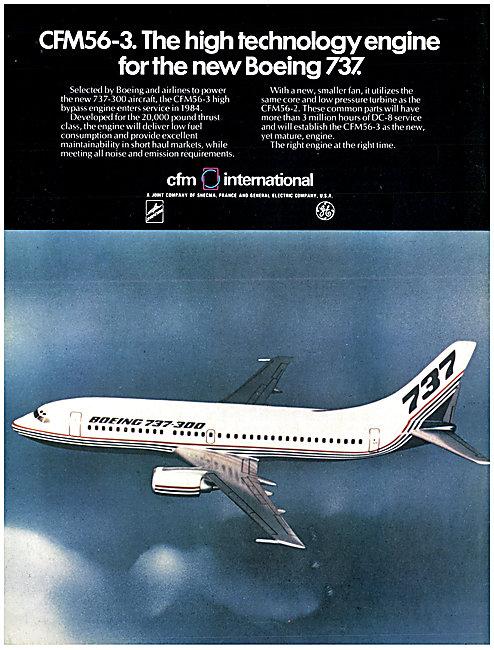 CFM56-3