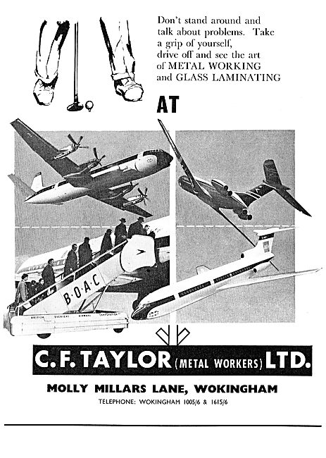 C.F. Taylor - Passenger Handling Equipment