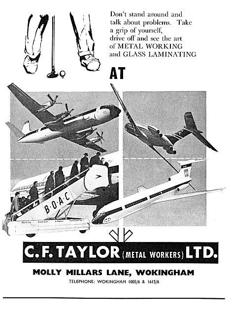 C.F. Taylor - Passenger Handling Equipment