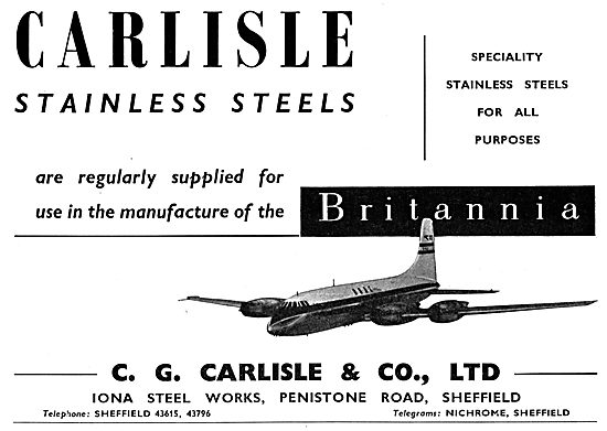 C.G. Carlisle & Co - Stainless Steels