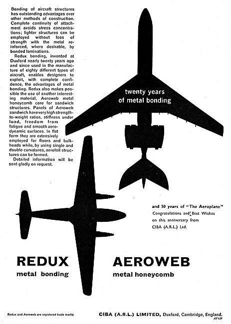 CIBA  Aeroweb Metal Honeycomb For Aircraft