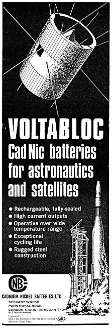 Cadmium Nickel Batteries