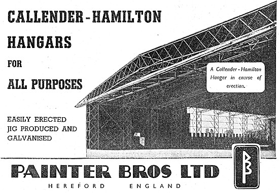 Painter Brothers Callender-Hamilton Hangars