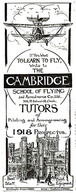 The Cambridge School Of Flying