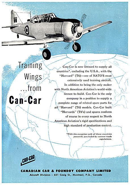 Can-Car Harvard T6
