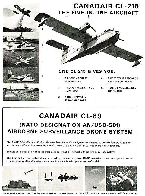 Canadair CL-125