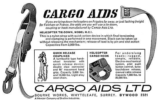 Cargo Aids Cargo Ties Downs, Hooks & Couplings