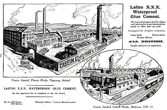 Casein Ltd. Tipperary. - Laitzo XXX Waterproof Glue Cement