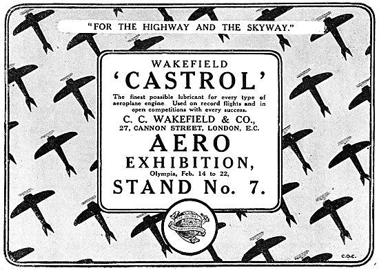 Wakefield Castrol Oil