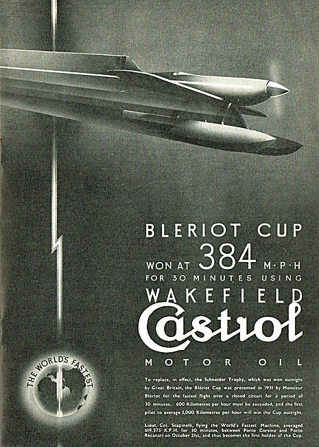 Castrol Bleriot Cup