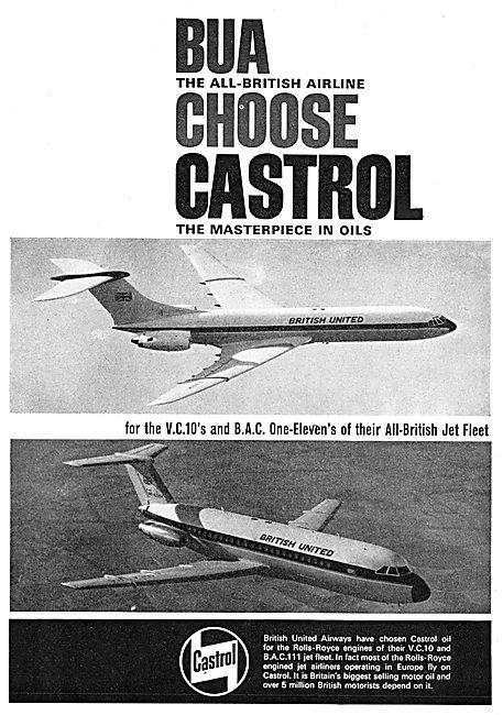 Castrol Aviation Oil