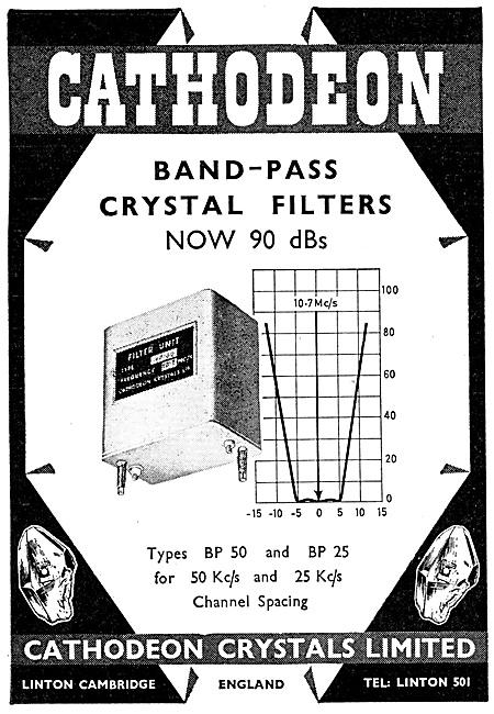Cathodeon Quartz Crystals