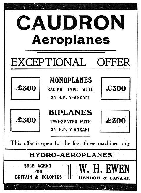 Caudron Aeroplanes