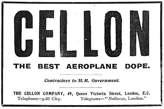 Cellon - The Best Aeroplane Dope