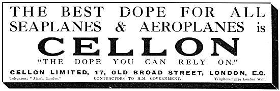 Cellon Aeroplane Dope