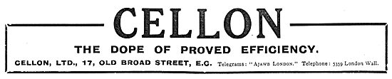 Cellon - The Dope Of Proved Efficiency