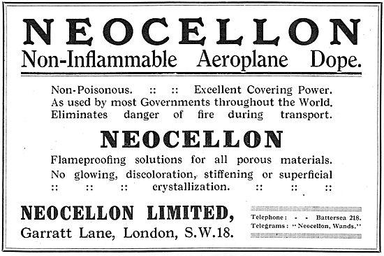 Neocellon Aircraft Dope