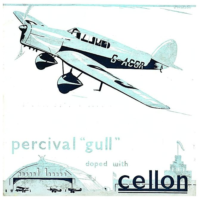 Cellon Percival Gull