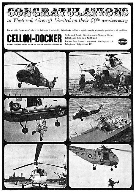 Cellon-Docker Aircraft Paints & Finishes