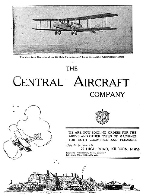 The Central Aircraft Company