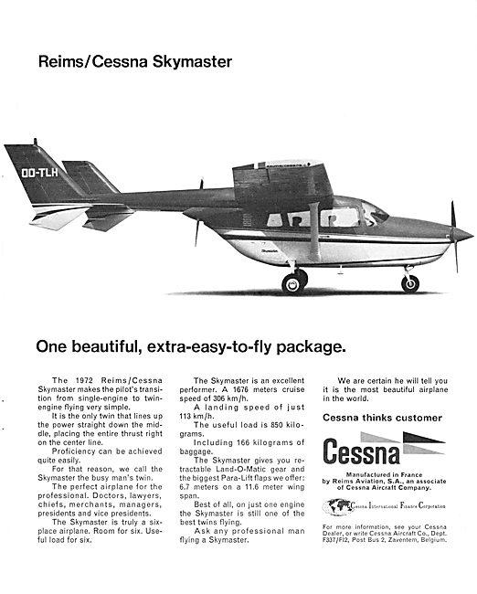 Classic British Aviation Industry Advertisements 1909 - 1980