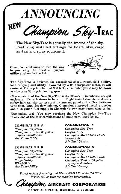 Champion Sky-Trac