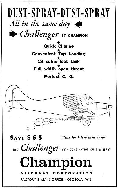 Champion Aircraft Corporation - Champion Challenger