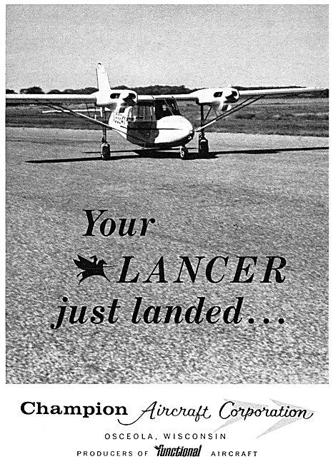 Champion Lancer Twin
